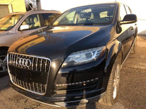 2013 Audi Q7 for sale at Auto Access in Irving TX