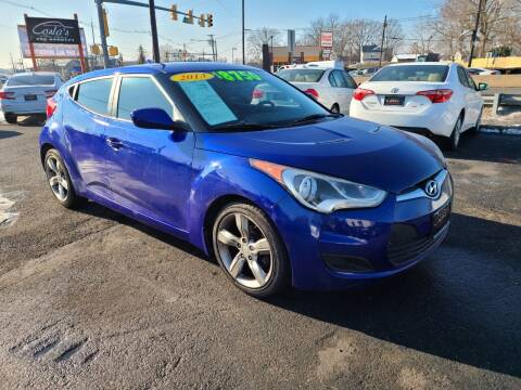 2013 Hyundai Veloster for sale at Costas Auto Gallery in Rahway NJ