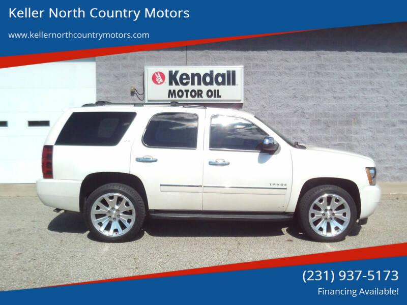 2010 Chevrolet Tahoe for sale at Keller North Country Motors in Howard City MI