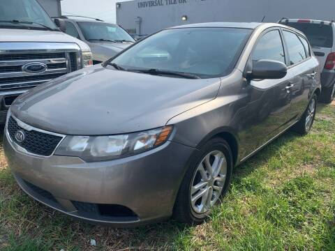 2011 Kia Forte5 for sale at YID Auto Sales in Hollywood FL