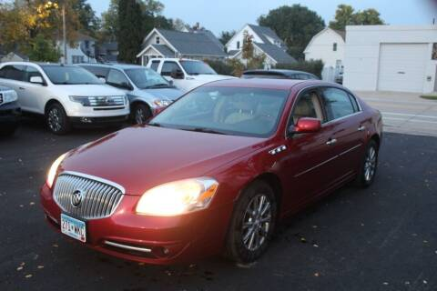 2010 Buick Lucerne for sale at Rochester Auto Mall in Rochester MN