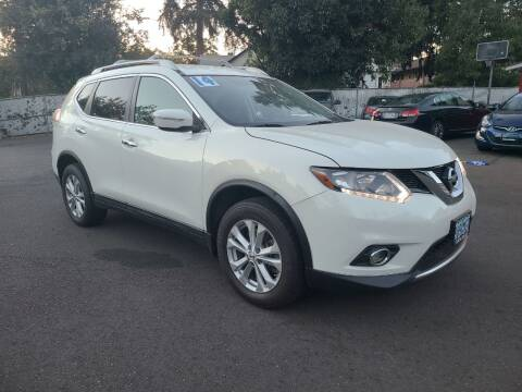 2014 Nissan Rogue for sale at Universal Auto Sales in Salem OR