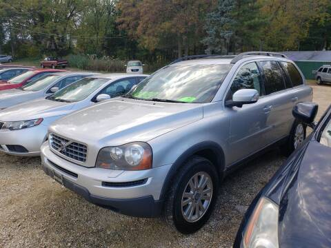 2008 Volvo XC90 for sale at Northwoods Auto & Truck Sales in Machesney Park IL
