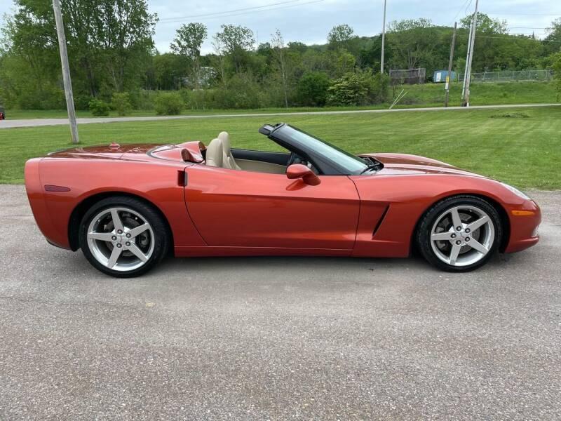 2005 Chevrolet Corvette for sale at Dussault Auto Sales in Saint Albans VT