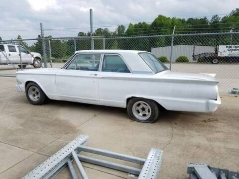 1962 Ford Fairlane 500 for sale at Classic Car Deals in Cadillac MI