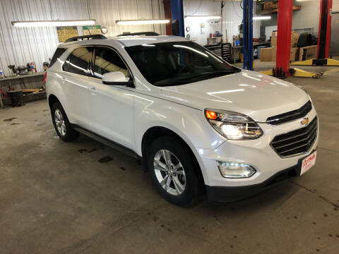 2016 Chevrolet Equinox for sale at ROTMAN MOTOR CO in Maquoketa IA