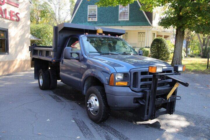 2006 Ford F-350 Super Duty for sale at FENTON AUTO SALES in Westfield MA