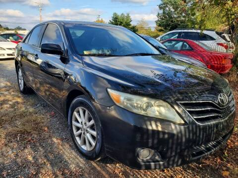 2011 Toyota Camry for sale at M & M Auto Brokers in Chantilly VA