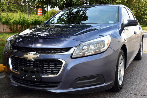 2014 Chevrolet Malibu for sale at Prime Auto Sales LLC in Virginia Beach VA