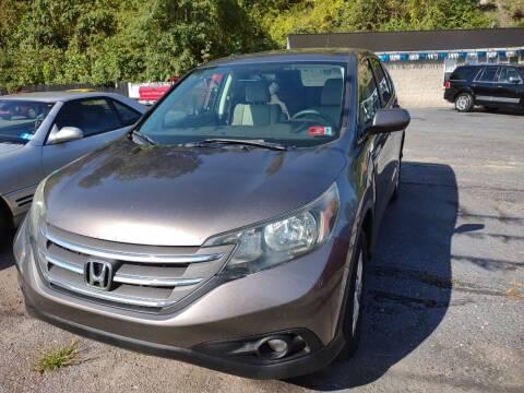 2012 Honda CR-V for sale at Riverside Auto Sales in Saint Albans WV