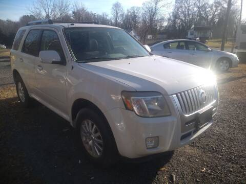 2010 Mercury Mariner for sale at Easy Auto Sales LLC in Charlotte NC