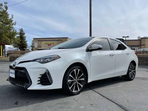 2018 Toyota Corolla for sale at Ultimate Auto Sales Of Orem in Orem UT