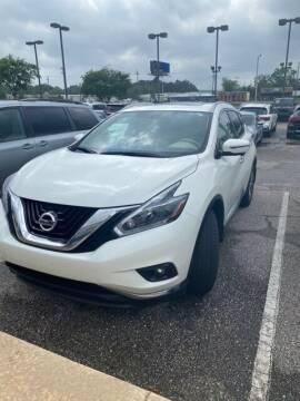 2018 Nissan Murano for sale at JOE BULLARD USED CARS in Mobile AL