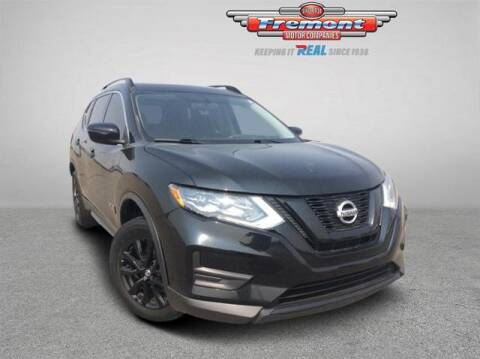2017 Nissan Rogue for sale at Rocky Mountain Commercial Trucks in Casper WY