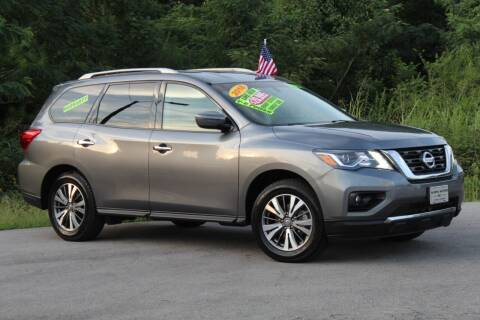 2018 Nissan Pathfinder for sale at McMinn Motors Inc in Athens TN