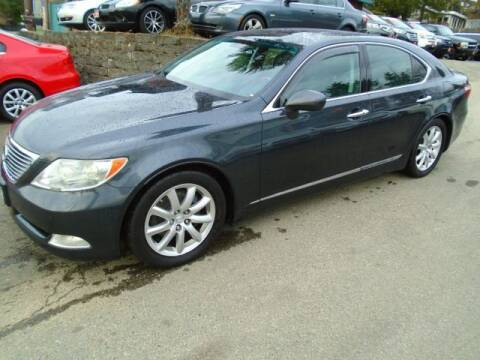 2007 Lexus LS 460 for sale at Carsmart in Seattle WA