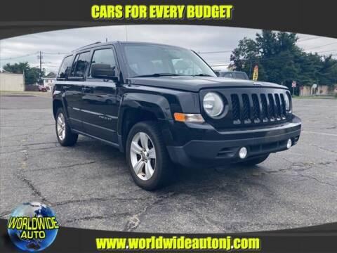 2014 Jeep Patriot for sale at Worldwide Auto in Hamilton NJ