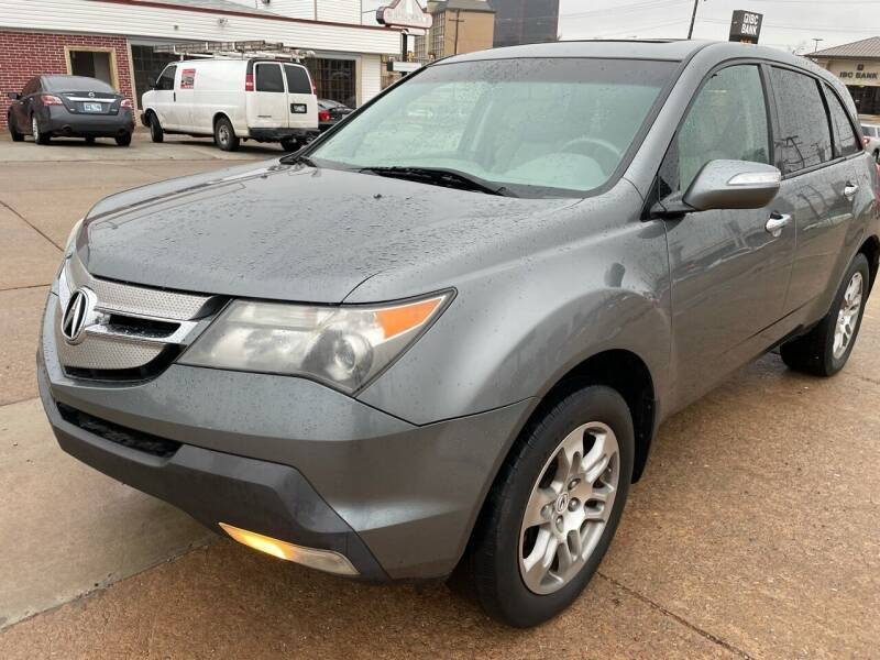2009 Acura MDX for sale at Automay Car Sales in Oklahoma City OK