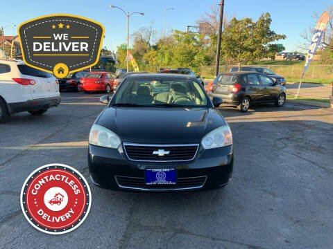 2006 Chevrolet Malibu for sale at E H Motors LLC in Milwaukee WI