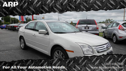 2008 Ford Fusion for sale at ARP in Waukesha WI