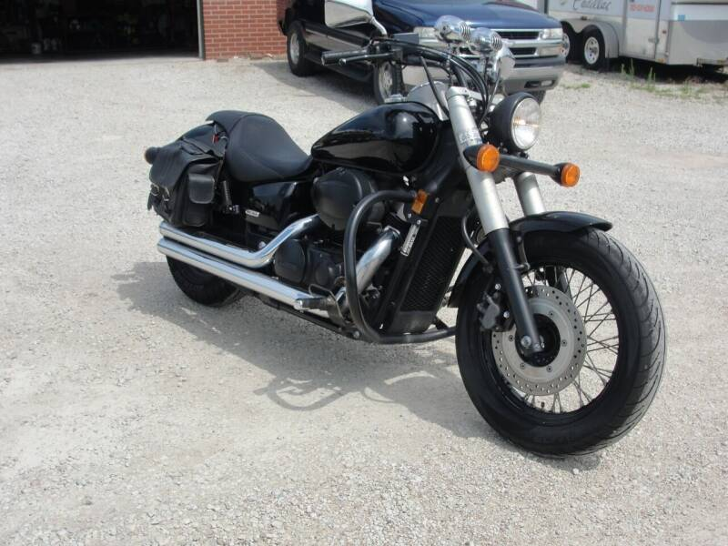 2010 Honda Shadow 750cc