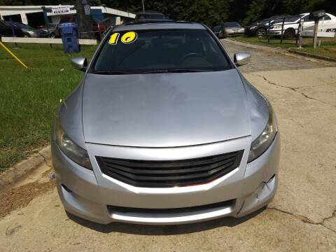 2010 Honda Accord for sale at Moreland Motorsports in Conley GA
