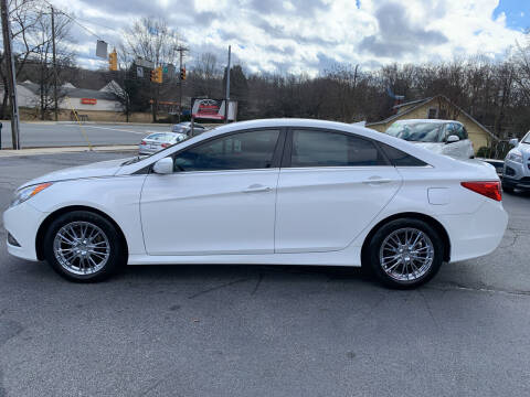 2014 Hyundai Sonata for sale at Simple Auto Solutions LLC in Greensboro NC