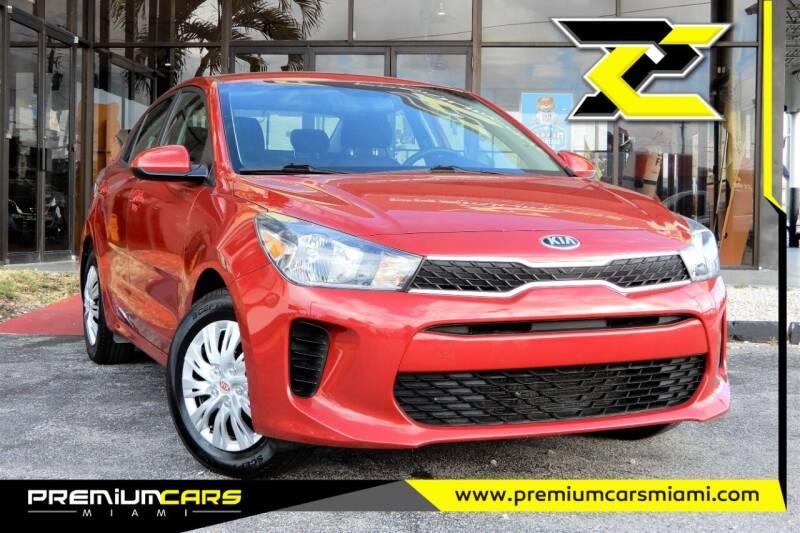 2019 Kia Rio for sale at Premium Cars of Miami in Miami FL