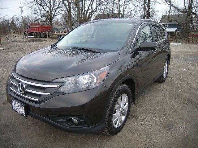 2014 Honda CR-V for sale at HALL OF FAME MOTORS in Rittman OH