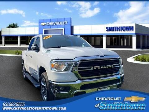 2019 RAM Ram Pickup 1500 for sale at CHEVROLET OF SMITHTOWN in Saint James NY