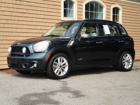 2012 MINI Cooper Countryman for sale at Car and Truck Exchange, Inc. in Rowley MA