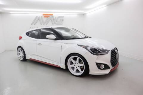 2016 Hyundai Veloster for sale at Alta Auto Group LLC in Concord NC