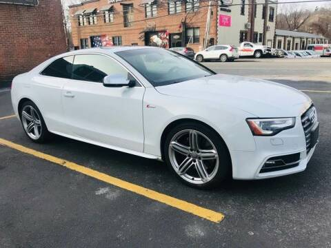 2013 Audi S5 for sale at Drive Deleon in Yonkers NY