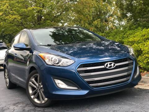 2016 Hyundai Elantra GT for sale at William D Auto Sales in Norcross GA