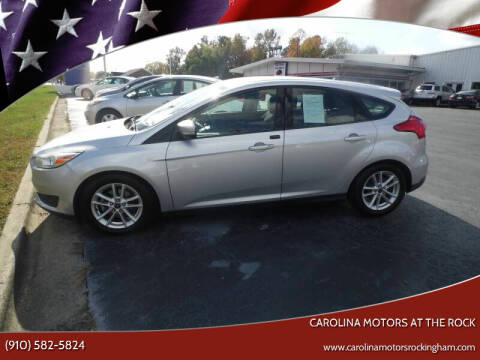 2016 Ford Focus for sale at Carolina Motors at the Rock - Carolina Motors-Thomasville in Thomasville NC