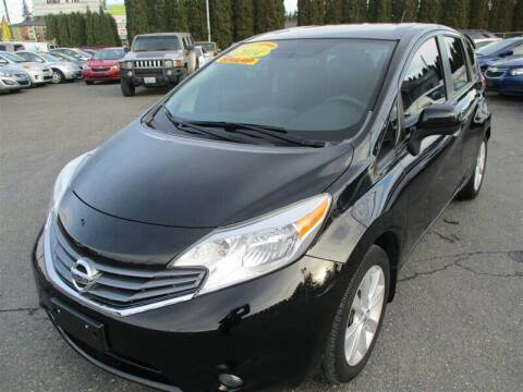 2014 Nissan Versa Note for sale at GMA Of Everett in Everett WA
