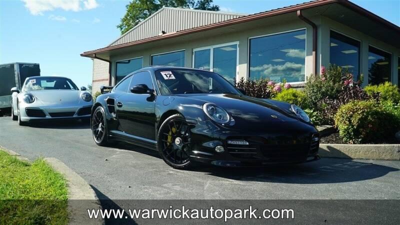 2012 Porsche 911 for sale at WARWICK AUTOPARK LLC in Lititz PA