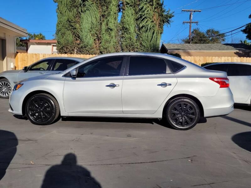 2016 Nissan Sentra for sale at Geiman Motors in Escondido CA