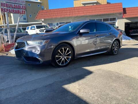 2018 Acura TLX for sale at STS Automotive in Denver CO