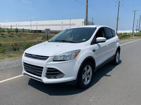 2015 Ford Escape for sale at Dulles Cars in Sterling VA