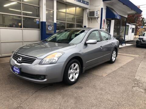 2009 Nissan Altima for sale at Jack E. Stewart's Northwest Auto Sales, Inc. in Chicago IL