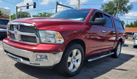 2012 RAM Ram Pickup 1500 for sale at Linus International Inc in Tampa FL