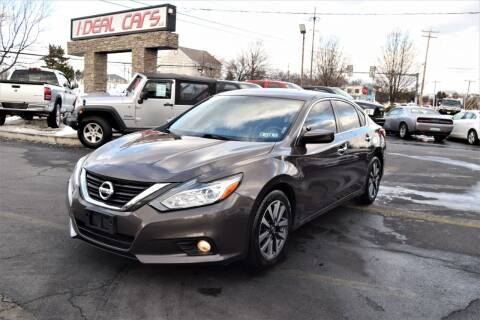 2017 Nissan Altima for sale at I-DEAL CARS in Camp Hill PA