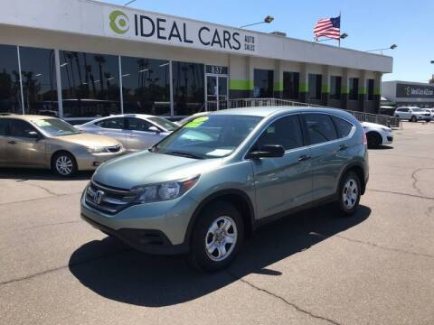 2012 Honda CR-V for sale at Ideal Cars in Mesa AZ