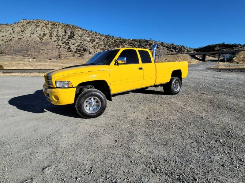 1997 Dodge Ram Pickup 3500 for sale at Artistic Auto Group, LLC in Kennewick WA