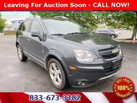 2015 Chevrolet Captiva Sport for sale at Glenbrook Dodge Chrysler Jeep Ram and Fiat in Fort Wayne IN