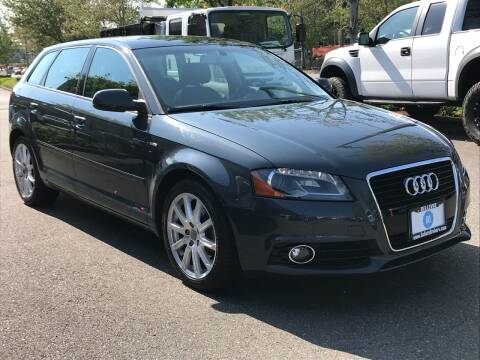2011 Audi A3 for sale at GO AUTO BROKERS in Bellevue WA