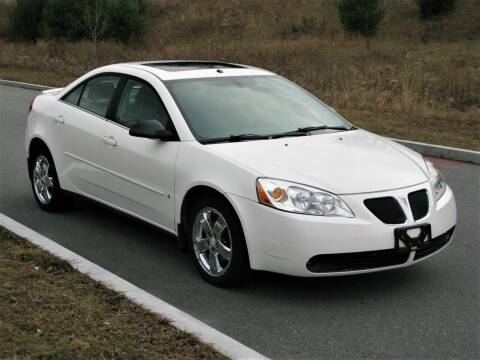 2007 Pontiac G6 for sale at The Car Vault in Holliston MA