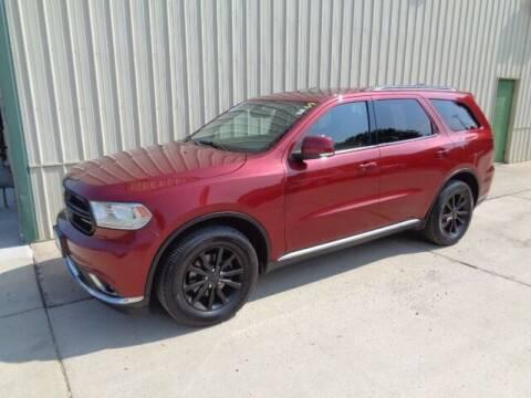2014 Dodge Durango for sale at De Anda Auto Sales in Storm Lake IA