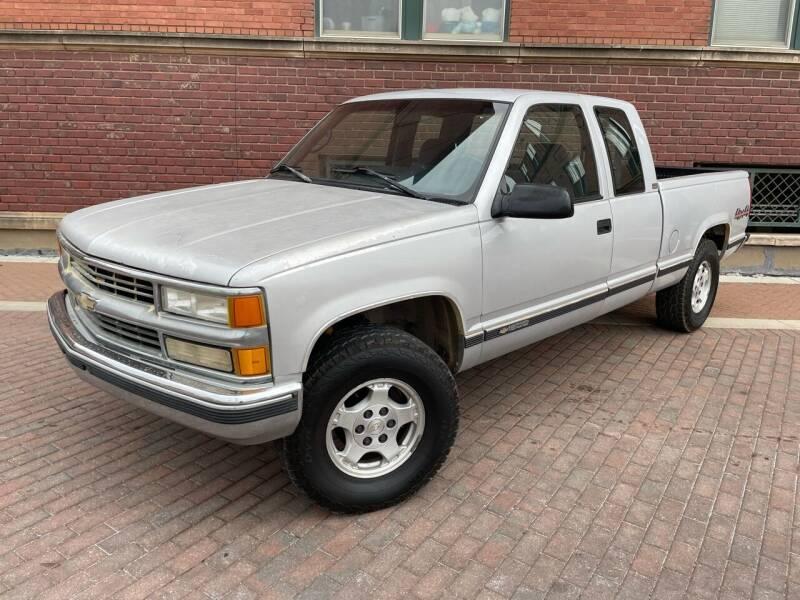 1995 Chevrolet C/K 1500 Series for sale at Euroasian Auto Inc in Wichita KS